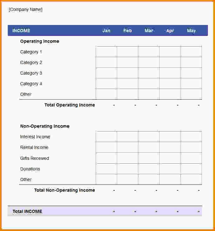 Sample Marketing Budget. Sample Marketing Budget Spreadsheet ...