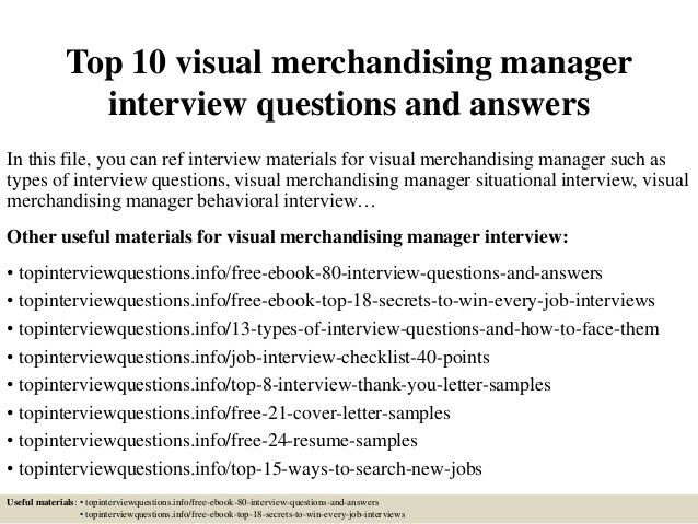 Visual Merchandising Job Description Sample Merchandiser Job