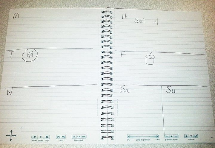 Create a Talking Calendar with the LiveScribe SmartPen! – ND ...