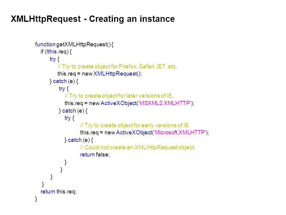 AJAX. Objectives Understand and apply AJAX Using AJAX in DOJO ...