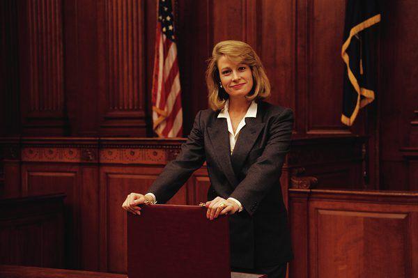 District Attorney Job Description - Woman