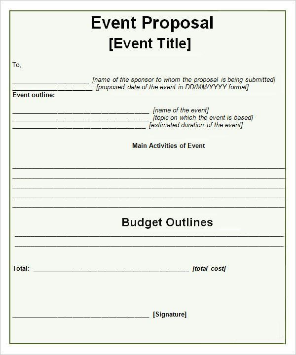 25+ best Event proposal ideas on Pinterest | Event planners, Event ...