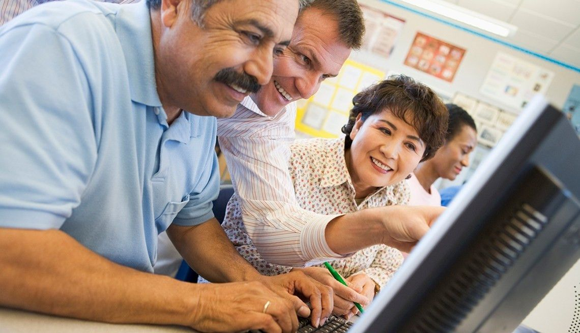 Jobs for Seniors SCSEP Offers Training and Support