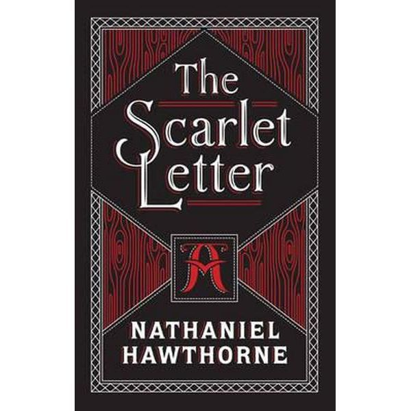 Booktopia - The Scarlet Letter, Barnes & Noble Leatherbound ...