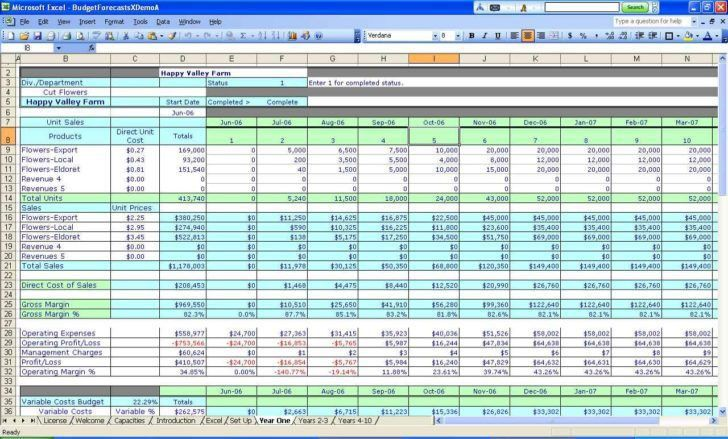 Excel Spreadsheet Templates For Tracking Expenses | HAISUME