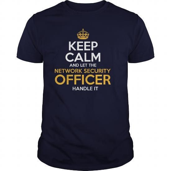Awesome Tee For Network Security Officer T Shirts, Hoodie - My T ...