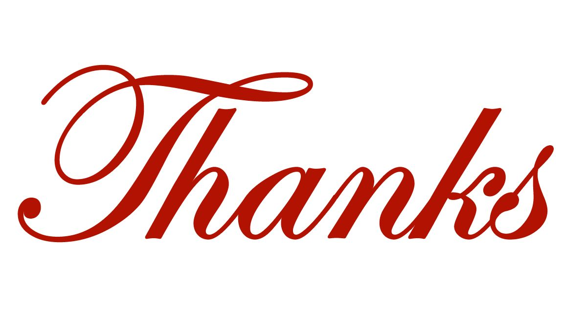 Thank You Clip Art | Clipart Panda - Free Clipart Images