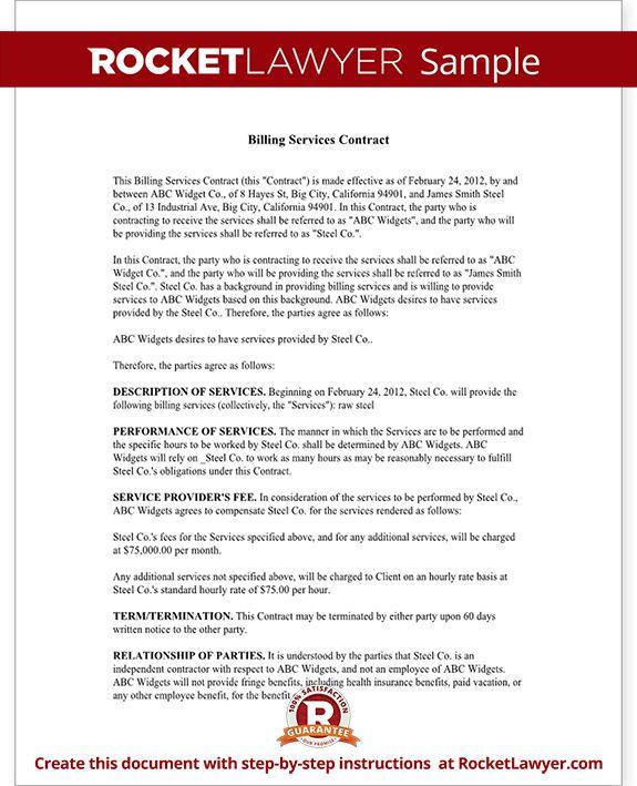 Download Contractor Billing Forms | rabitah.net