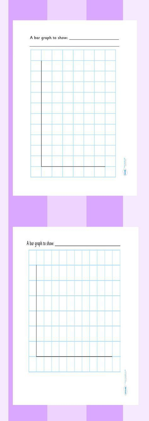 Twinkl Resources >> Bar Graph Template >> Classroom printables for ...