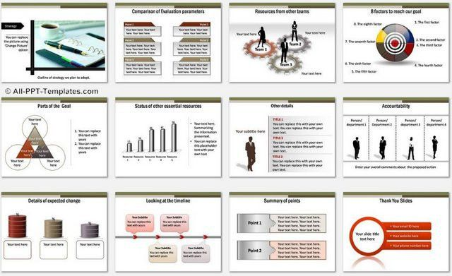 PowerPoint Construction Project Template