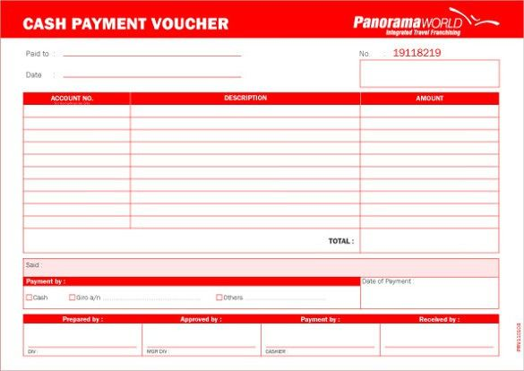 11+ Payment Voucher Templates – Free Sample, Example Format ...