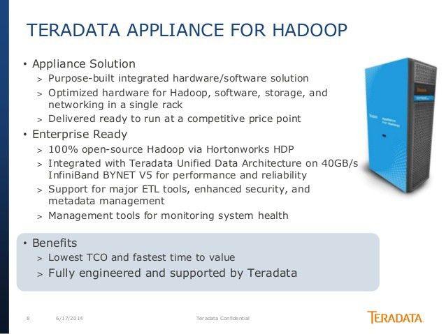 Hadoop is not an Island in the Enterprise