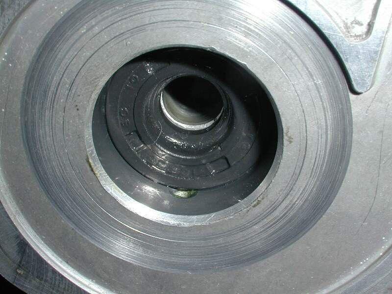 Water Pump Seal Repair FAQ - FINAL
