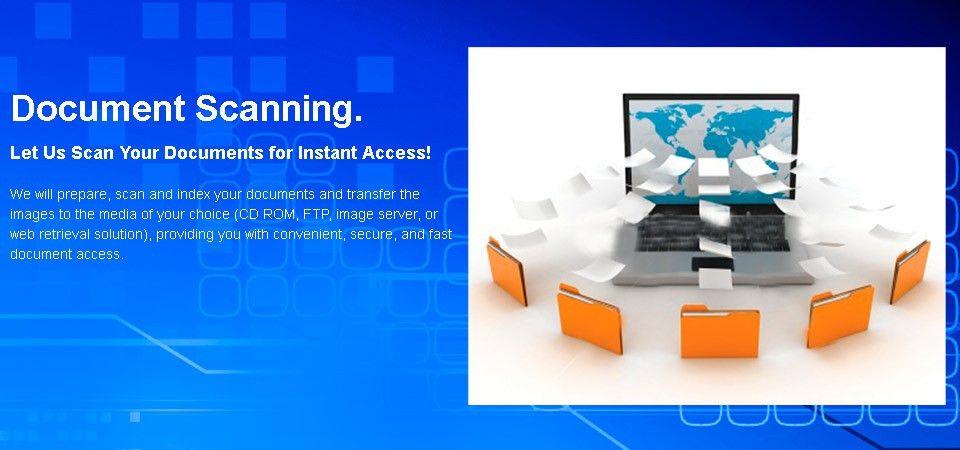 Document Management & Scanning Services Minnesota | Data Entry ...
