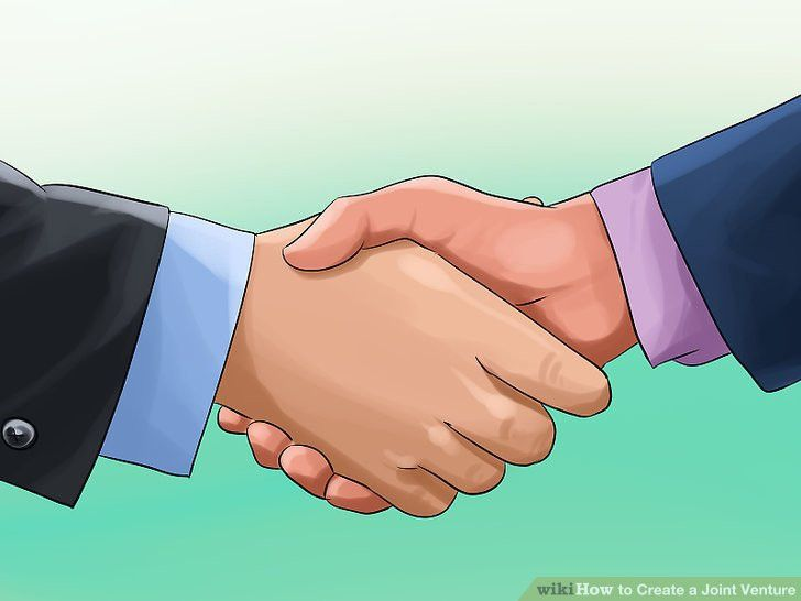 How to Create a Joint Venture (with Pictures) - wikiHow