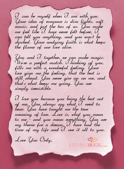 Meaningful Love Letters for Him | ღ•ÁŚℋŴÁПŤℋ (ℳℛ.ĹŐVΞĹŶ) •٠ ...