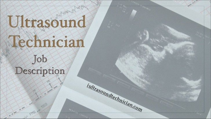 Ultrasound technician job