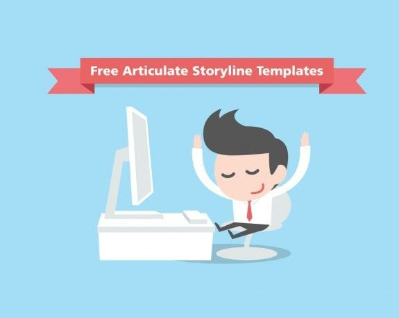 Free Articulate Storyline Templates to Speed Up Your Development ...