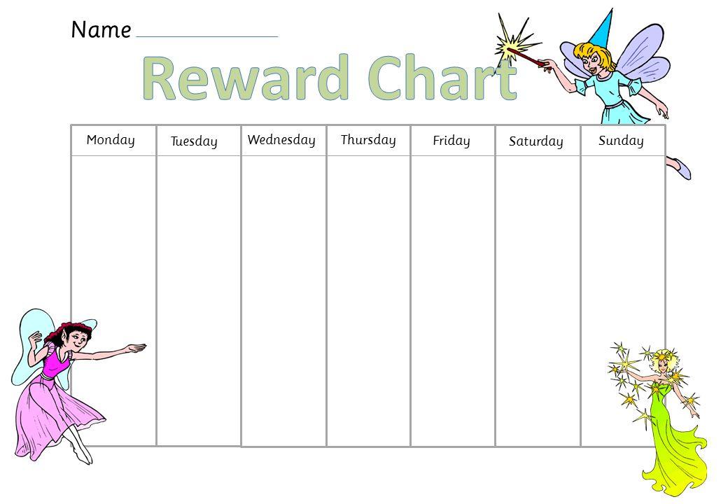 Reward Chart Template Printable Top 25 Best Reward Chart Template – Reward Charts Template