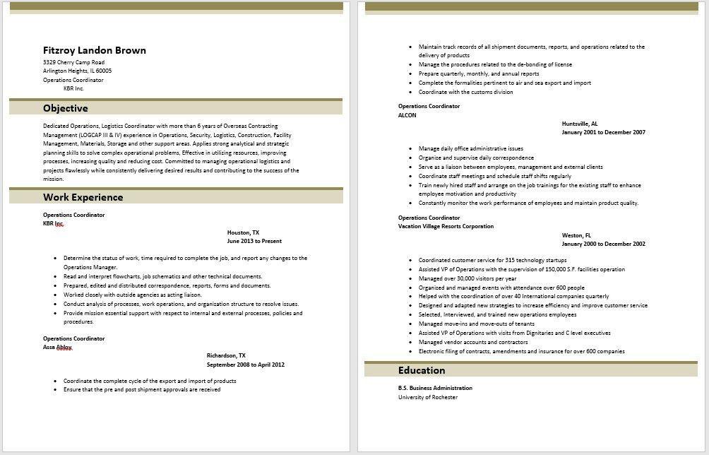 office coordinator resume sample free office coordinator resume