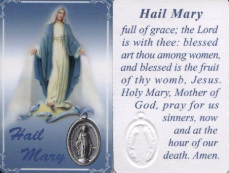 Custom Card Template » Funeral Prayer Card Template Free - Free ...