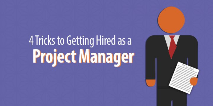4 Tricks To Getting Hired as a Project Manager - Capterra Blog