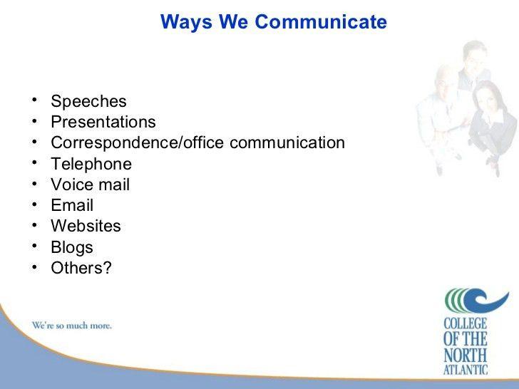 Inter Personal Communication Skills