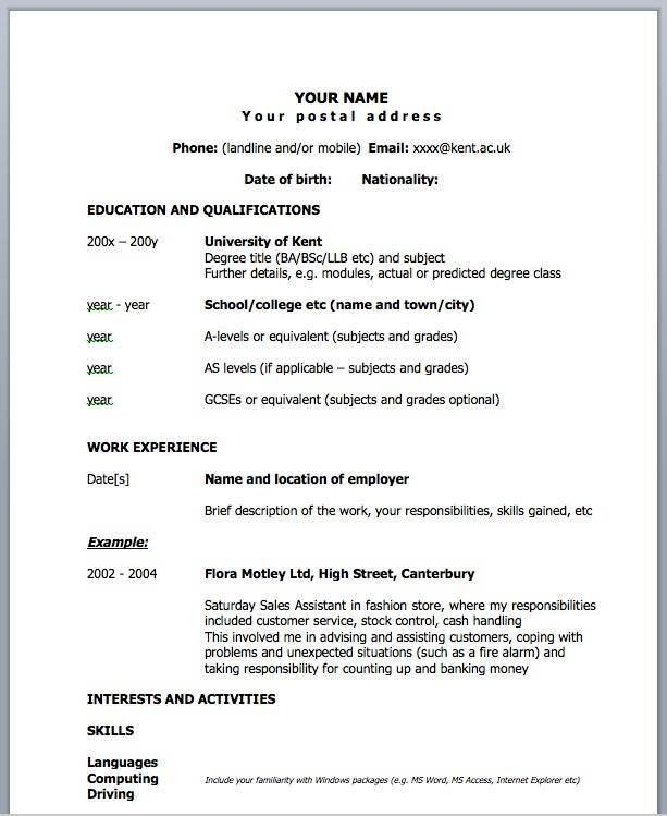 Download 1 Page Resume | haadyaooverbayresort.com
