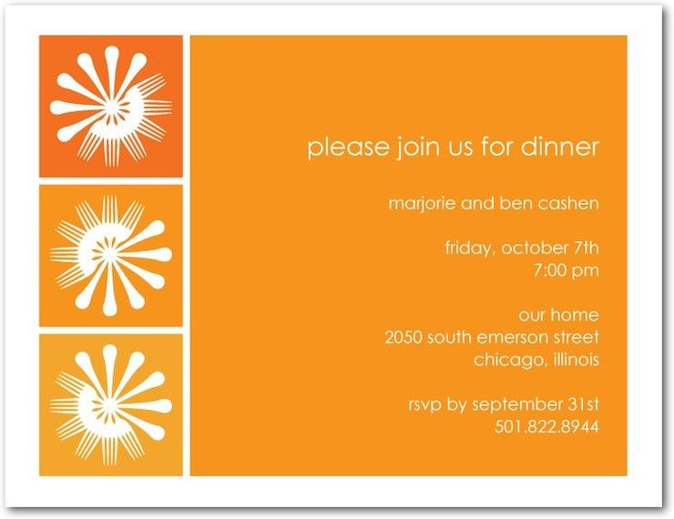 Together Invitation Wording