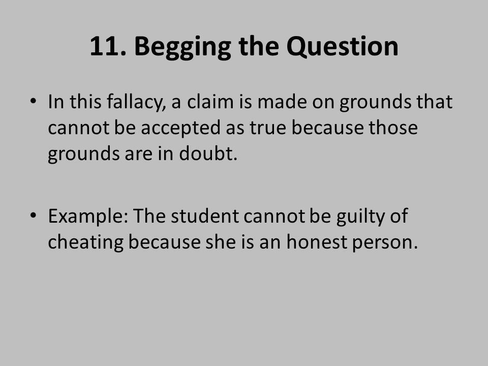 Logical Fallacies. - ppt video online download