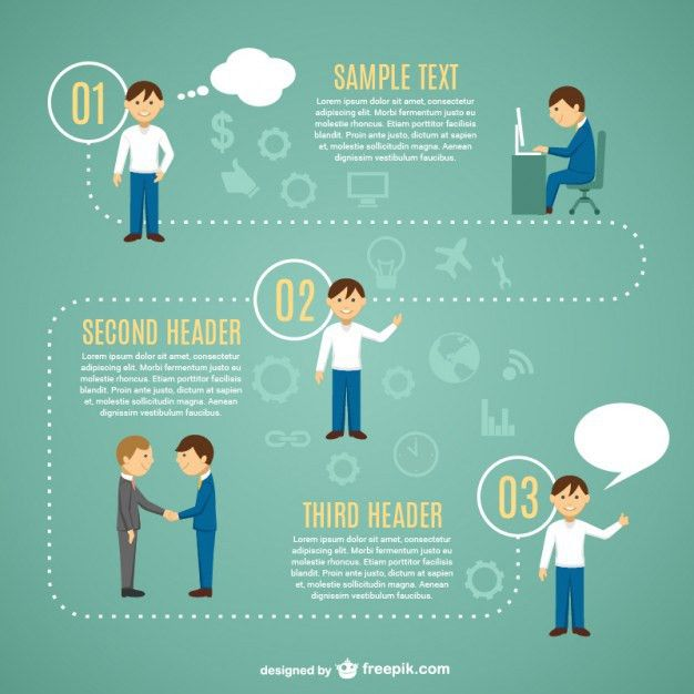 Looking for job infographic template Vector | Free Download