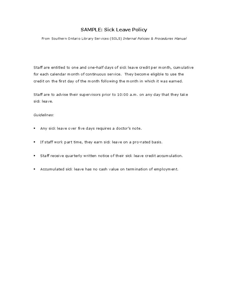 11 leave letter templates free sample example format free. leave ...