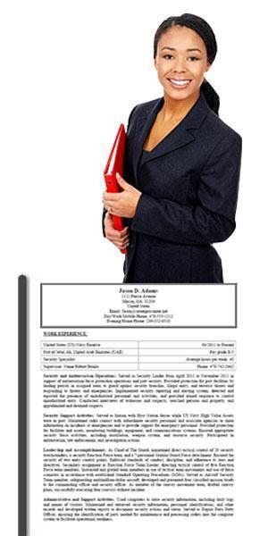 Professional Federal Resume Writers | Resume Writer Services