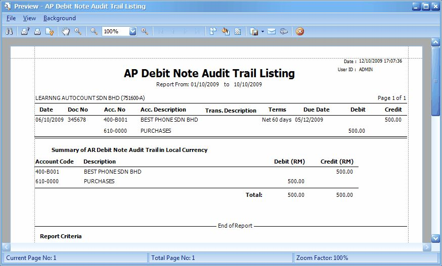 AutoCount Accounting Help File 2009