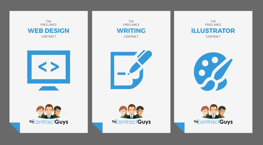 9 Contract Templates for Creative Freelancers - only $37 ...