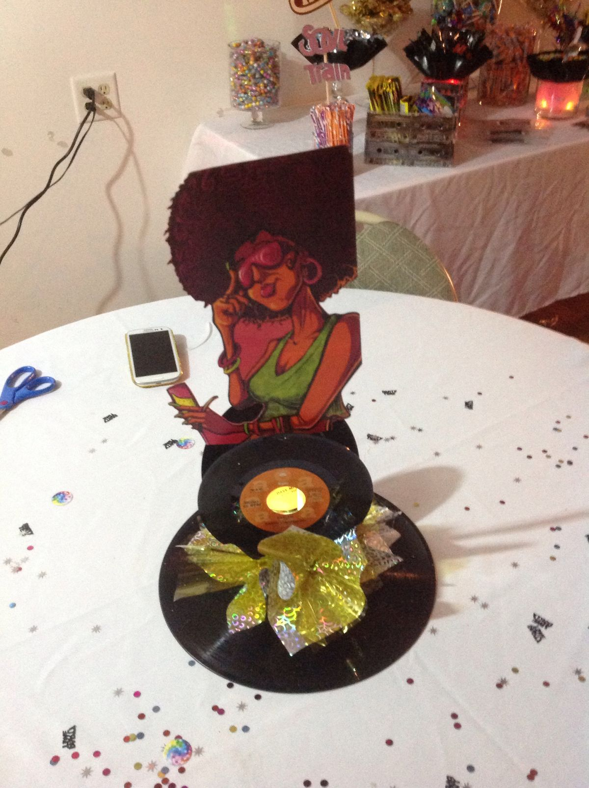 1000 images about 70s party ideas on pinterest 70s for 70 birthday decoration ideas