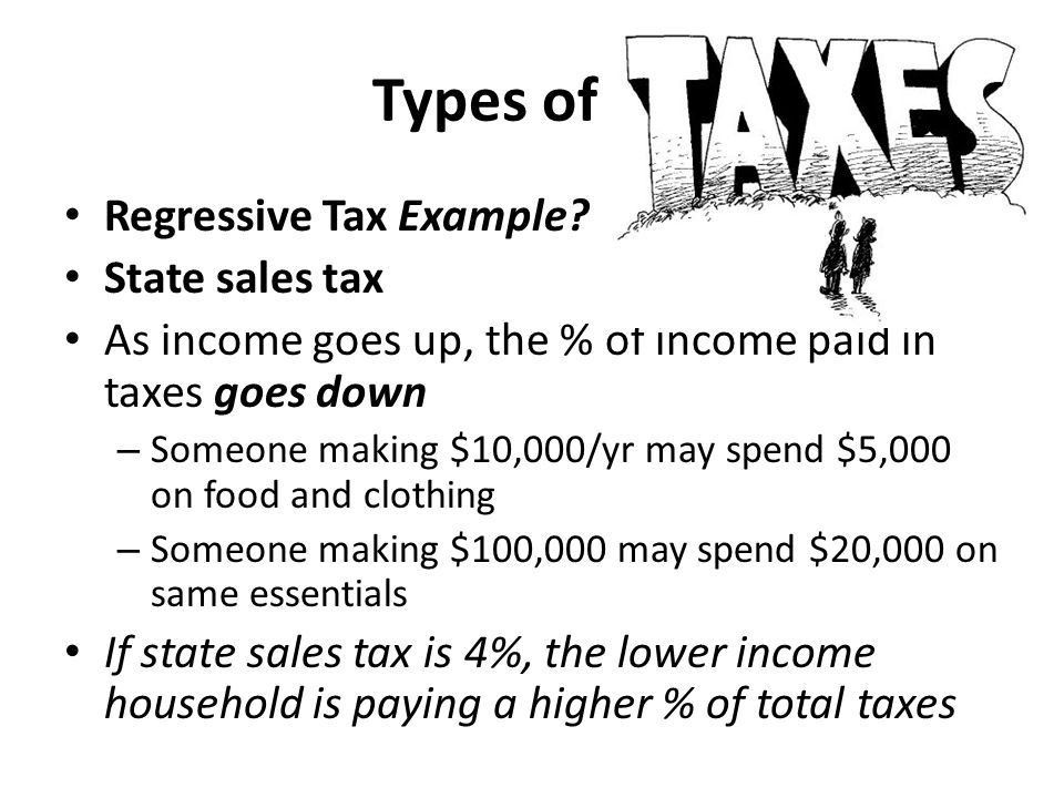 Sources of Government Revenue. Economic Impact of Taxes Resource ...