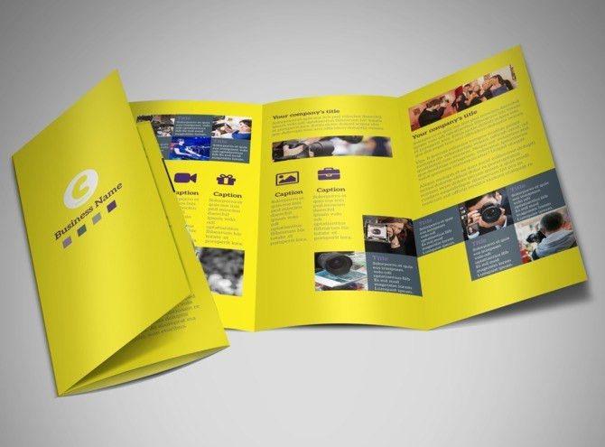 Event Photography Flyer Template | MyCreativeShop