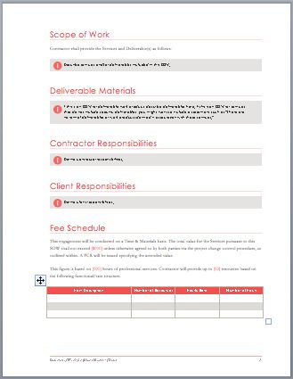 Project Proposal Word Template. project proposal free download ...