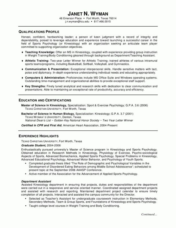 Resume : Summary Example For Resume How To Put Babysitting On ...