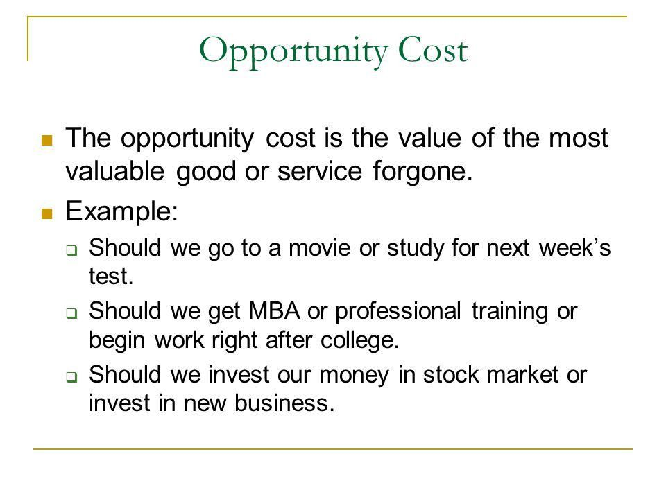 Cost Analysis By Rahul Jain. Topics for discussion Total Revenue ...