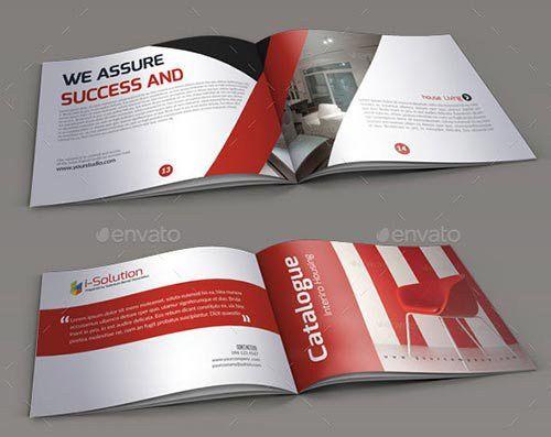 30 Inspiring PSD & InDesign Brochure Templates