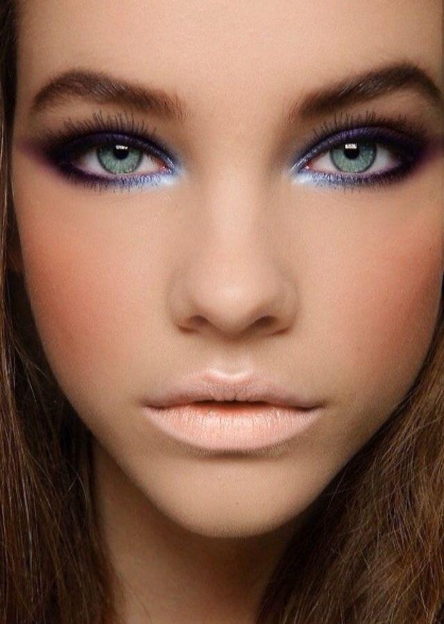 461ffd67322c39a4818245ce184bcf91 - maquillaje ojos azules mejores equipos