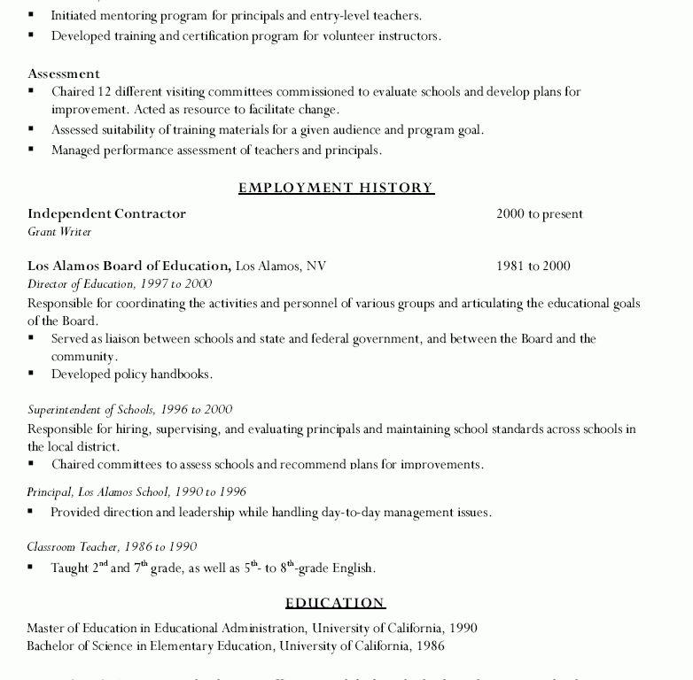 Download Grant Writer Resume | haadyaooverbayresort.com