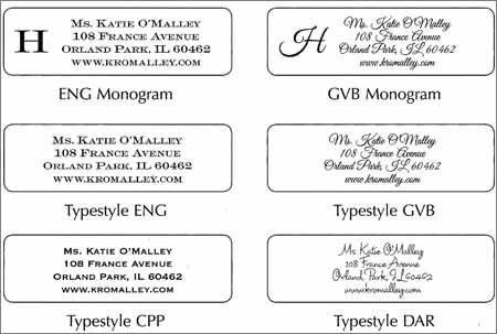 mailing address label template - Template