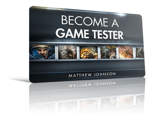 Become A Game Tester - Start Making Money Playing Games Now!
