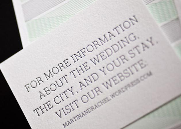 Website Cards For Wedding Invitations Website For Wedding ...