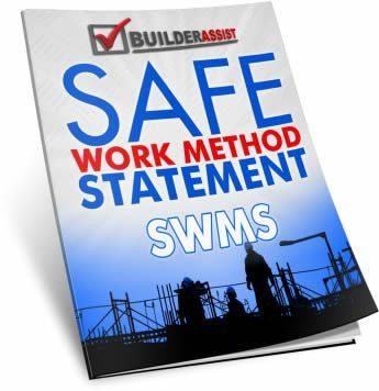 Roof Tiling Safe Work Method Statement SWMS - Downloadable Template