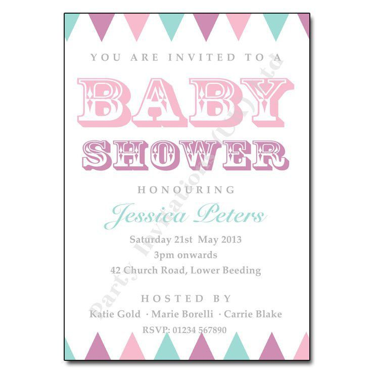 Invitation For Baby Shower Wording | THERUNTIME.COM