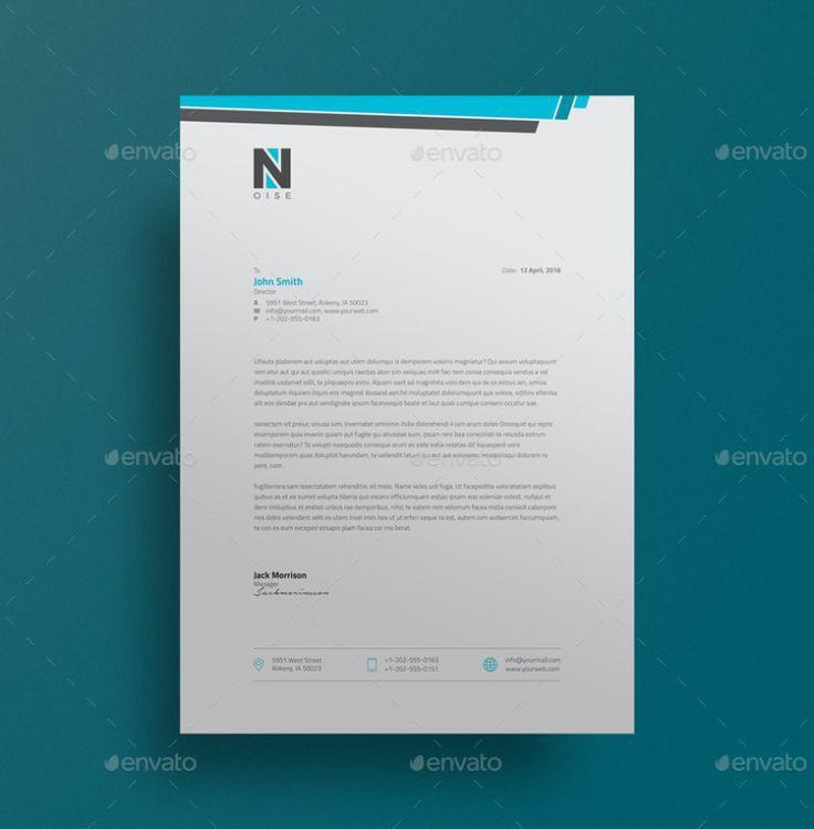 Free Business Letterhead Templates Word | Cvletter.csat.co